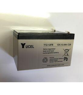 Batterie 12V12AH pour voitures et motos électrique enfant