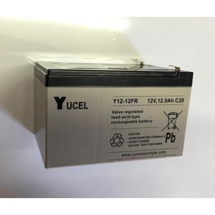 Batterie 12V10AH pour voitures et motos électrique enfant