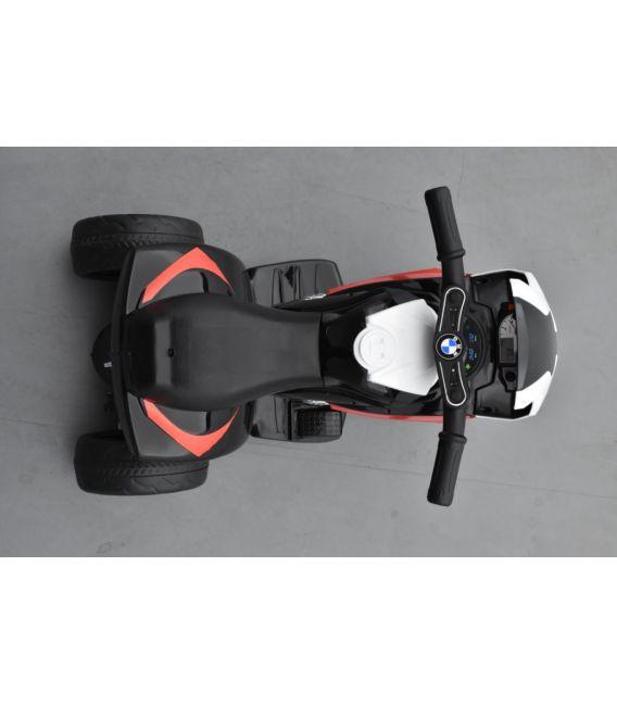 BMW S1000 RR rouge, tricycle électrique pour enfant 6 ...