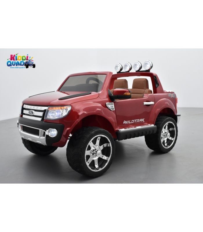 ford ranger lectrique pour enfant 12 volts avec t l commande. Black Bedroom Furniture Sets. Home Design Ideas